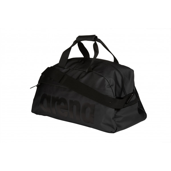 Сумка Arena TEAM DUFFLE 40 ALL BLACK