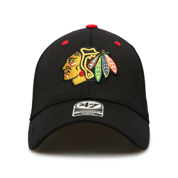 Кепка 47 Brand CONTENDER MVP CHICAGO BLACKHAWKS